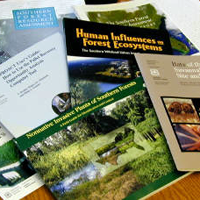 Threats to forest health publications